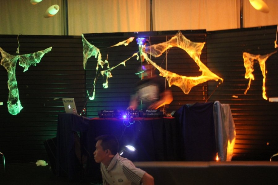 Halloween Party at Airman Planet