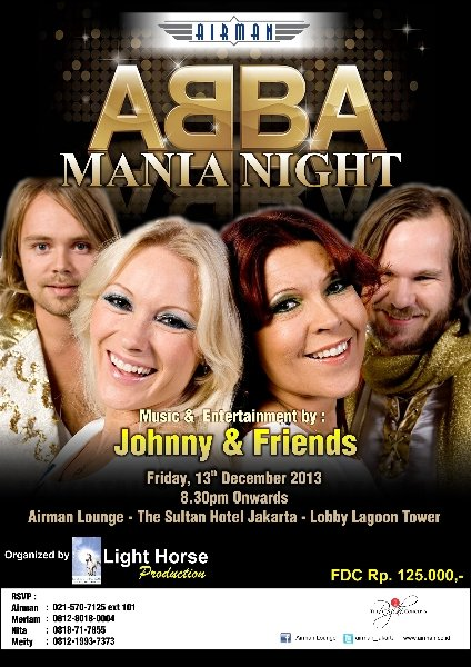 Mania Night ABBA