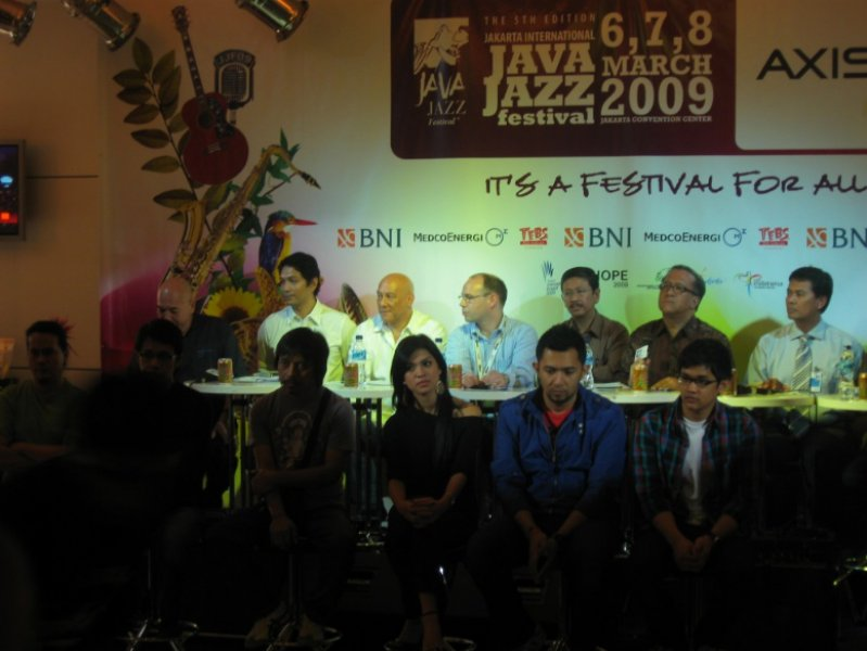 Java Jazz 2009 at Airman Planet