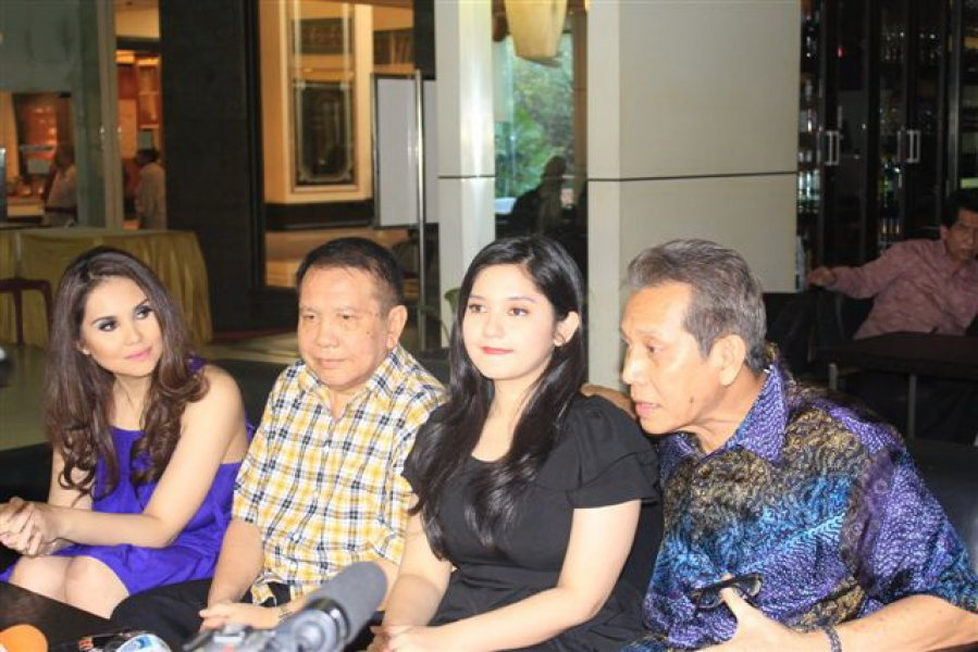Launching Album Rinto Harahap, May 13, 2013