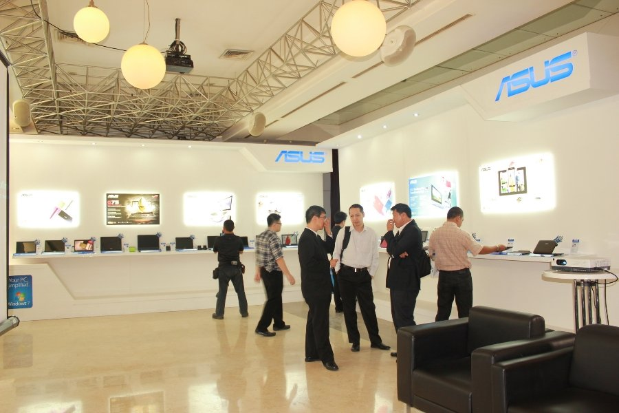 ASUS Product Launching at Airman Planet