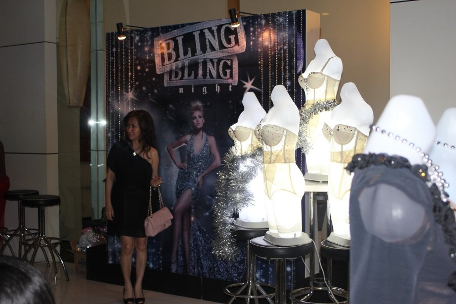 Lingerie Bling Party at Airman Planet