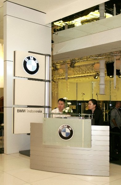 BMW Product  Launching at Airman Planet