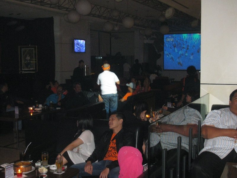 Sports Viewing Event at Airman Planet