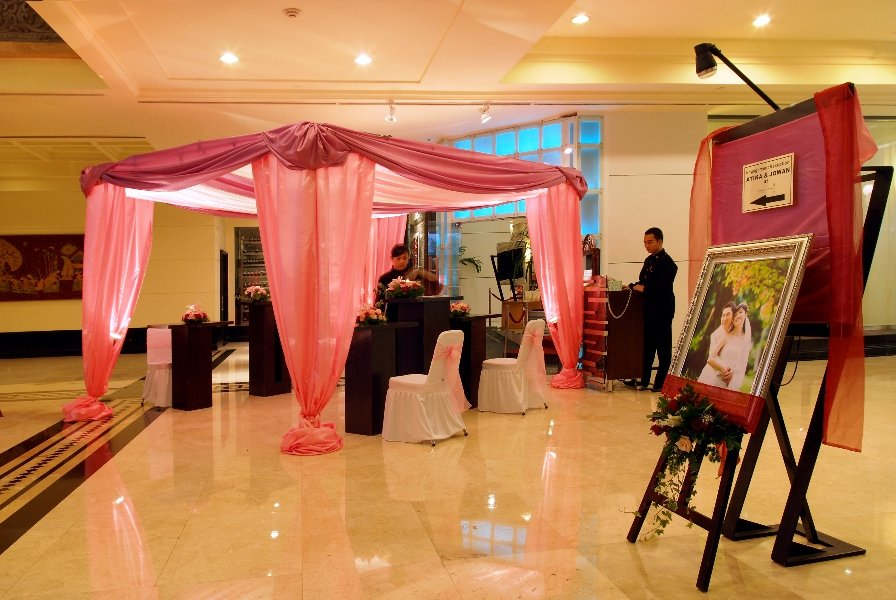Wedding Event at Airman Planet
